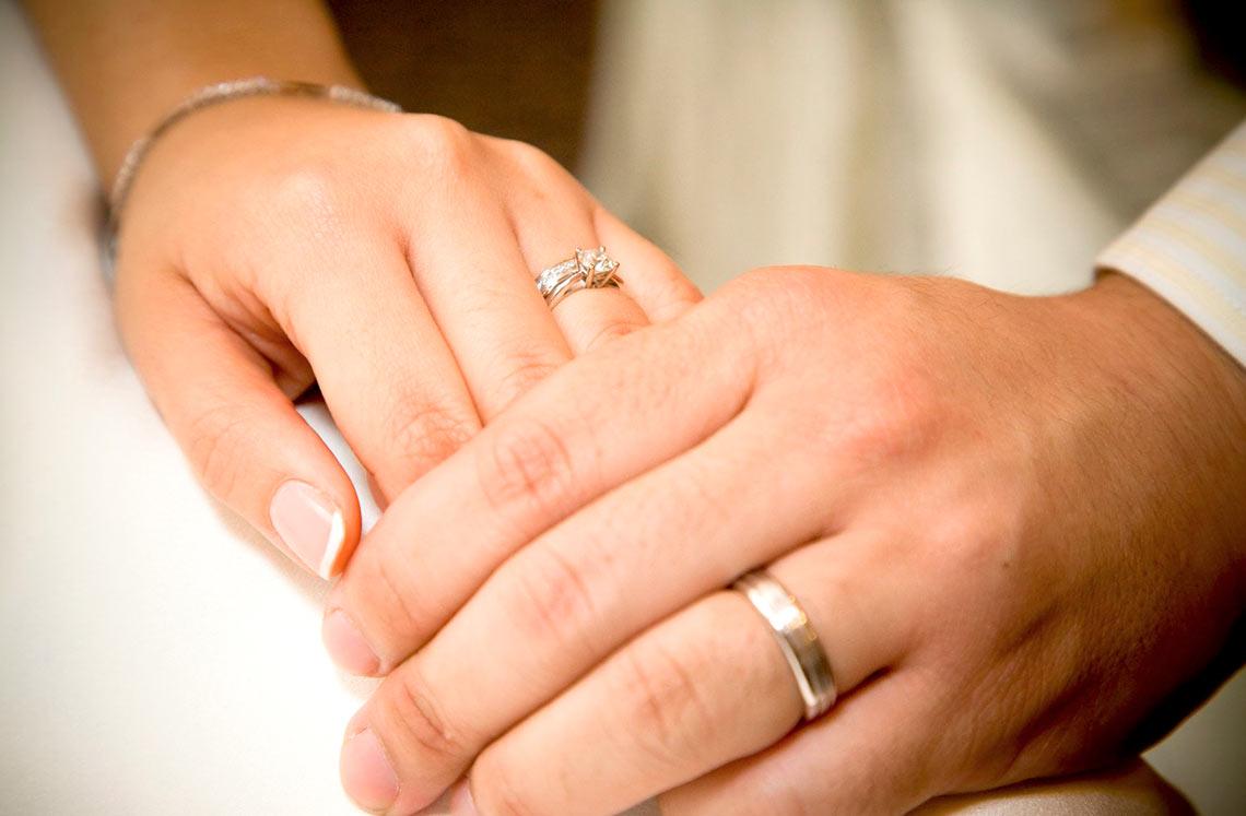 11 способов выбрать идеальное обручальное кольцо