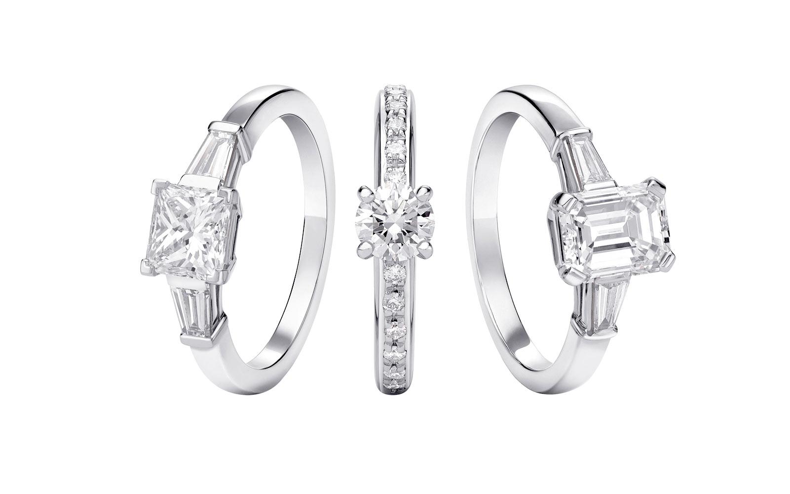 Платина и белое золото. Какой металл лучше подойдет для обручального кольца?