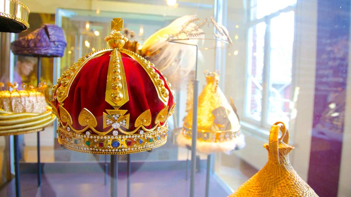 Музей бриллиантов в Нидерландах – сверкающее великолепие